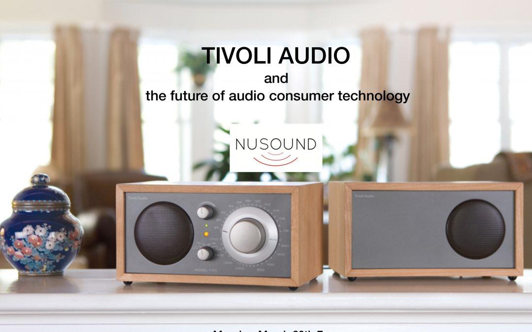 The Future of Audio Consumer Technology w/ Tivoli Audio