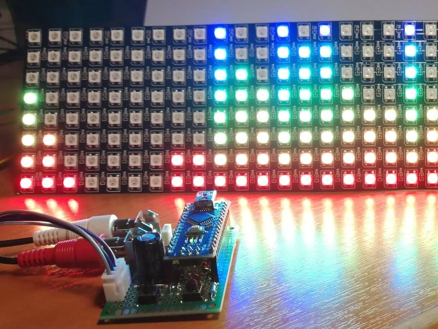 Audio Spectrum Visualizer Workshop!